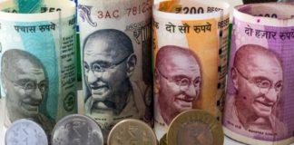 rupee strengthens