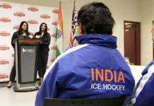 team india ice hockey