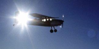 Two Children Stole Plane