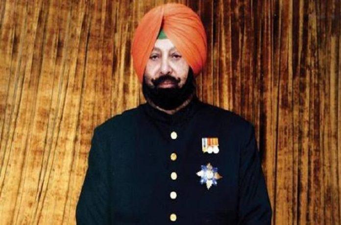 Captain Amrinder Singh