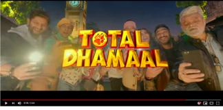 Punjabi trailer of total Dhamaal