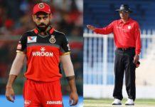 Virat Kohli slams umpire for not spotting no ball on final delivery