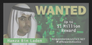 US offers reward for Osama's son Hamza