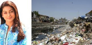 juhi chawala on plastic bags in india