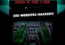 """200 Pakistan websites hacked by Indian Hackers: """"We will never forget #14/02/2019"""""""