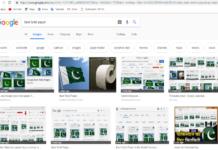 Pakistan flag as best toilet paper