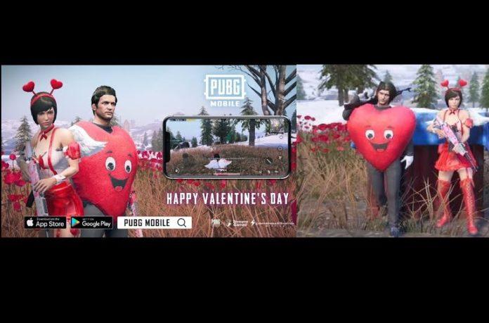 Valentines PUBG