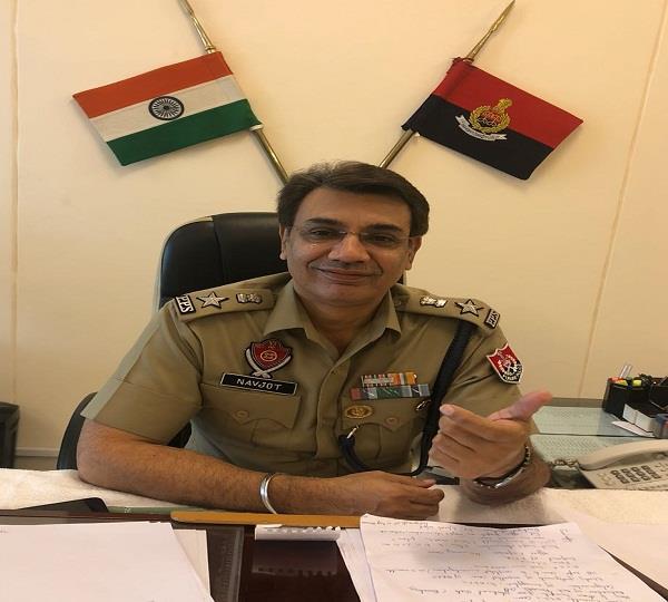 Hoshiarpur police seized 8 kg